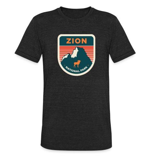 Zion National Park - Unisex Tri-Blend T-Shirt