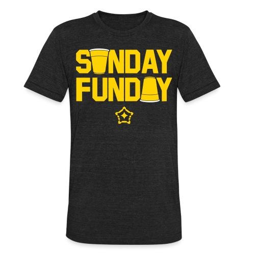 sunfun - Unisex Tri-Blend T-Shirt