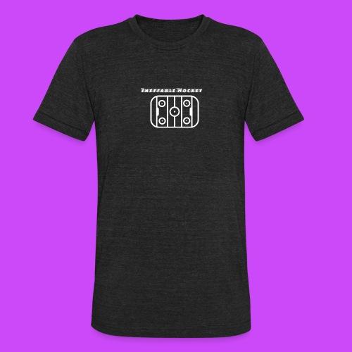 Ineffable Hockey Hoodies 3 - Unisex Tri-Blend T-Shirt