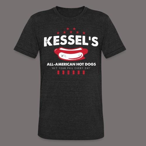 Kessel USA - Unisex Tri-Blend T-Shirt