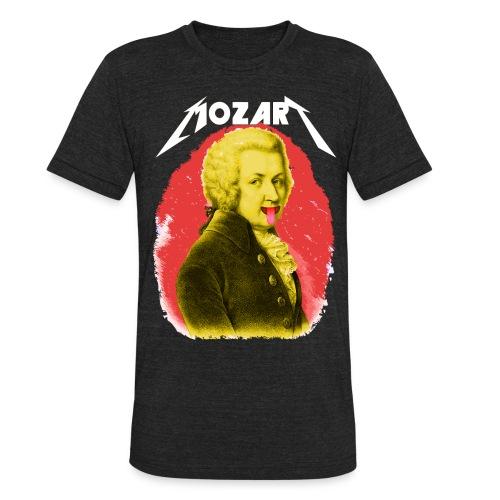 mozart - Unisex Tri-Blend T-Shirt