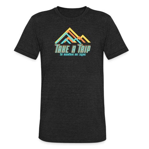Take a trip - Unisex Tri-Blend T-Shirt
