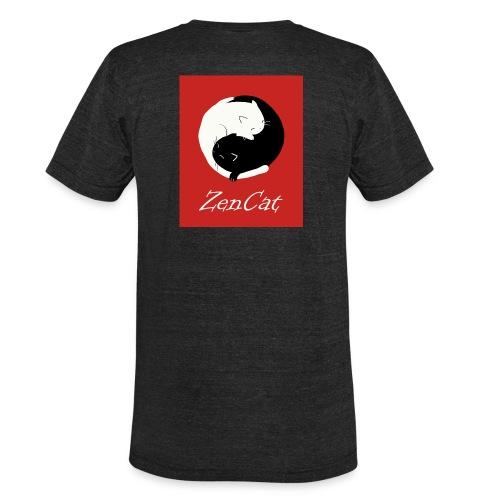 ZenCat Trademark - Unisex Tri-Blend T-Shirt