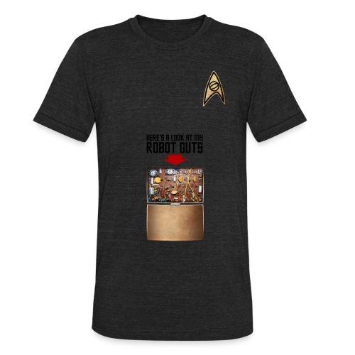 Robot Guts - Unisex Tri-Blend T-Shirt