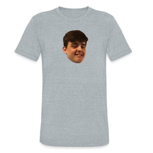 Simon shirt - Unisex Tri-Blend T-Shirt
