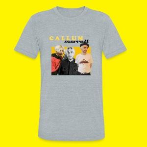 callum merrett - Unisex Tri-Blend T-Shirt
