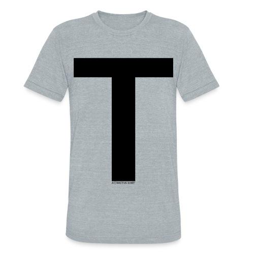 Attractive-Shirt - Unisex Tri-Blend T-Shirt