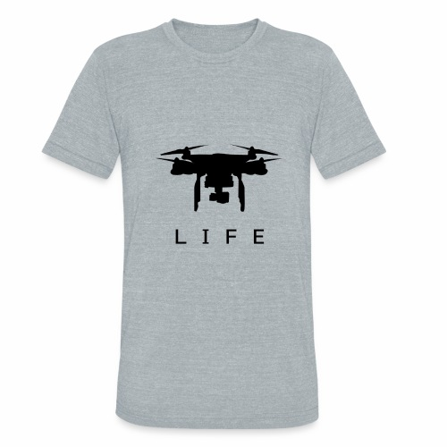 Drone Life - Unisex Tri-Blend T-Shirt