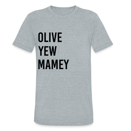 Vegan Mother's Day T-Shirt for Male - Unisex Tri-Blend T-Shirt