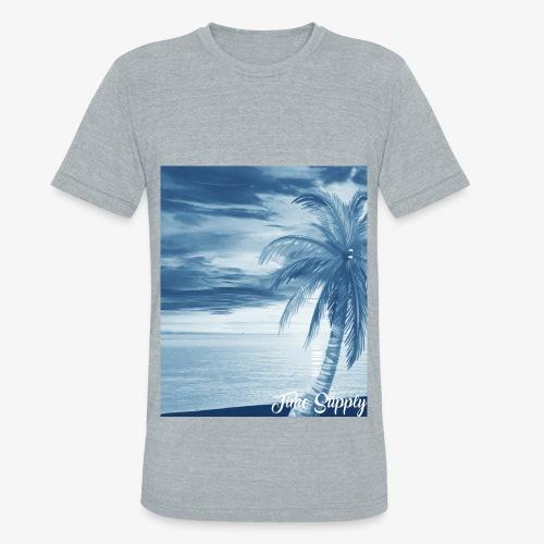 Time Supply - South T-Shirt - Unisex Tri-Blend T-Shirt