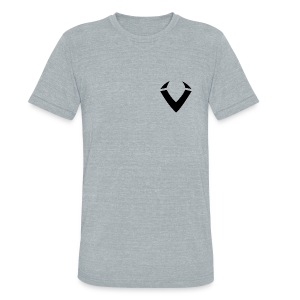 Vision Logo - Unisex Tri-Blend T-Shirt by American Apparel