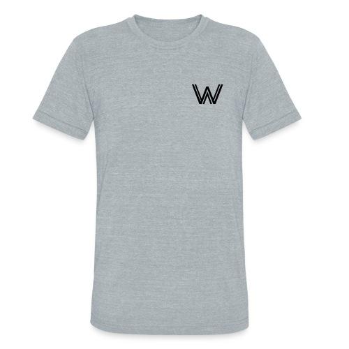 Wabbehh Logo Icon T-Shirt - Unisex Tri-Blend T-Shirt