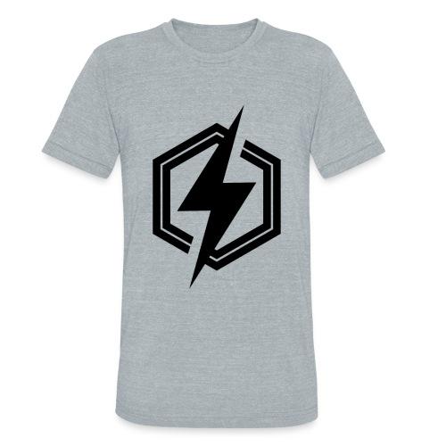 logonoir - Unisex Tri-Blend T-Shirt