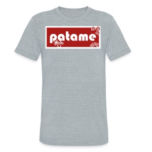 Patame ALOHA Old School - Unisex Tri-Blend T-Shirt