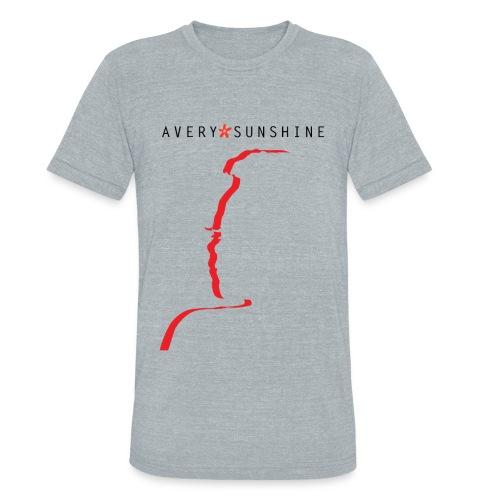 Avery*Sunshine Silhoette II - Unisex Tri-Blend T-Shirt