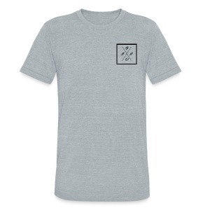 BadBadsco - Unisex Tri-Blend T-Shirt by American Apparel
