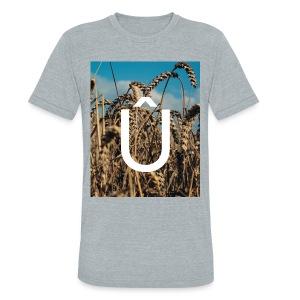 U shirt - Unisex Tri-Blend T-Shirt