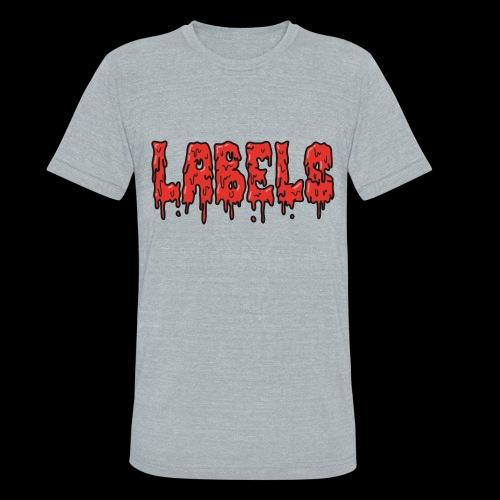 LABELS - Unisex Tri-Blend T-Shirt