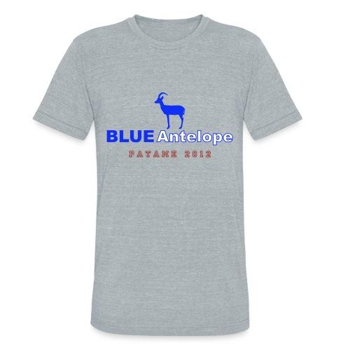 BLUE Antelope Patame 2012 - Unisex Tri-Blend T-Shirt
