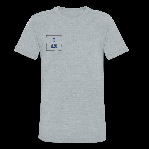 35DD Male - Unisex Tri-Blend T-Shirt