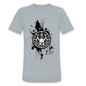 Symbol Of Strength - Unisex Tri-Blend T-Shirt