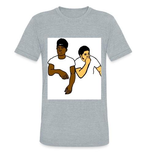 HOTHEADSIM x ARMANIRICH - Unisex Tri-Blend T-Shirt