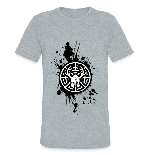 Symbol Of Strength - Unisex Tri-Blend T-Shirt