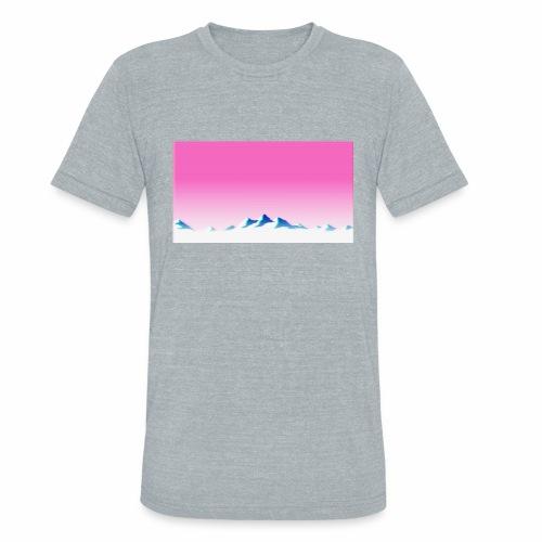 Vaporwave Shirt - Unisex Tri-Blend T-Shirt