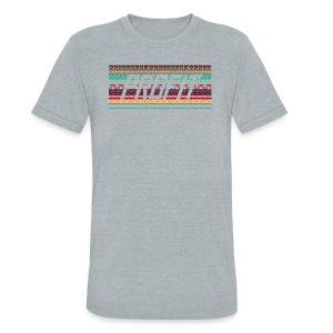 Profit - Aztec Limited Edition - Unisex Tri-Blend T-Shirt