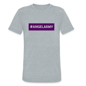 The Angel Army - Unisex Tri-Blend T-Shirt