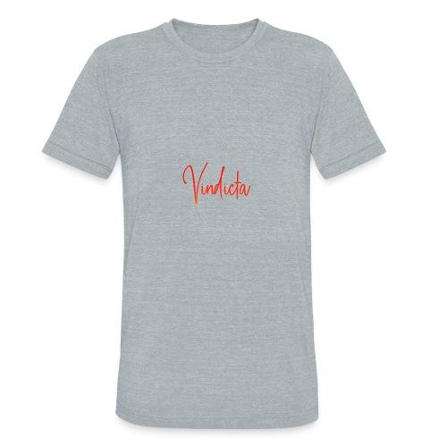 Fire Logo - Unisex Tri-Blend T-Shirt