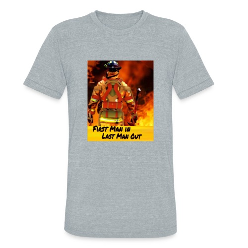 B9BBF1F3 DAAD 4389 81DD 0DF07A5B29CD - Unisex Tri-Blend T-Shirt