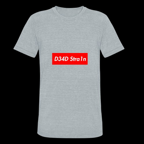 Supreme - Unisex Tri-Blend T-Shirt