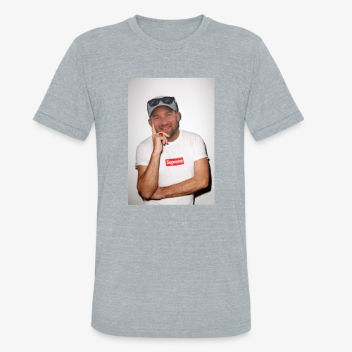 FW17 Clout Photo Tee - Unisex Tri-Blend T-Shirt