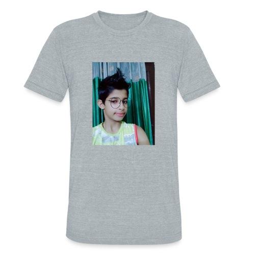Parth kaushik pubg - Unisex Tri-Blend T-Shirt