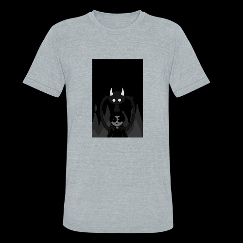 Devil lures - Unisex Tri-Blend T-Shirt