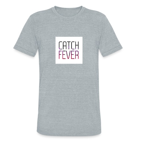 CATCH FEVER 2017 LOGO - Unisex Tri-Blend T-Shirt