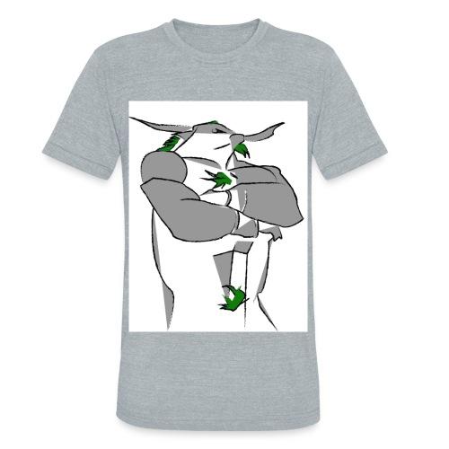 Minotaur - Unisex Tri-Blend T-Shirt