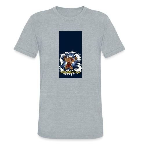 minotaur5 - Unisex Tri-Blend T-Shirt