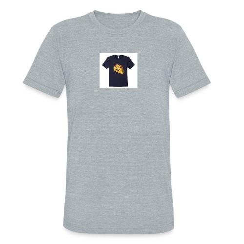 evil taco merch - Unisex Tri-Blend T-Shirt