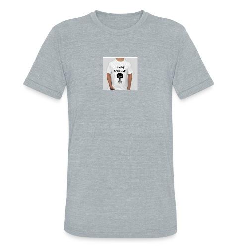 love myself - Unisex Tri-Blend T-Shirt
