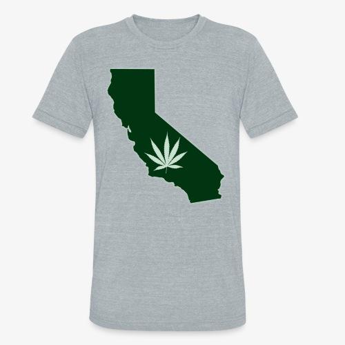 weed - Unisex Tri-Blend T-Shirt