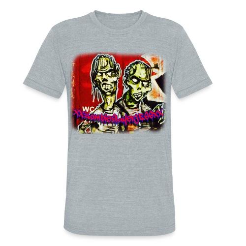 xxZombieSlayerJESSxx - Unisex Tri-Blend T-Shirt
