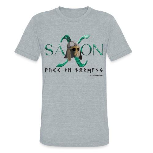 Saxon Pride - Unisex Tri-Blend T-Shirt