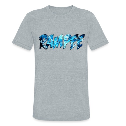 Blue Ice - Unisex Tri-Blend T-Shirt