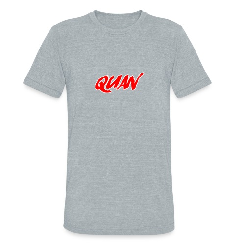 Quan - Unisex Tri-Blend T-Shirt