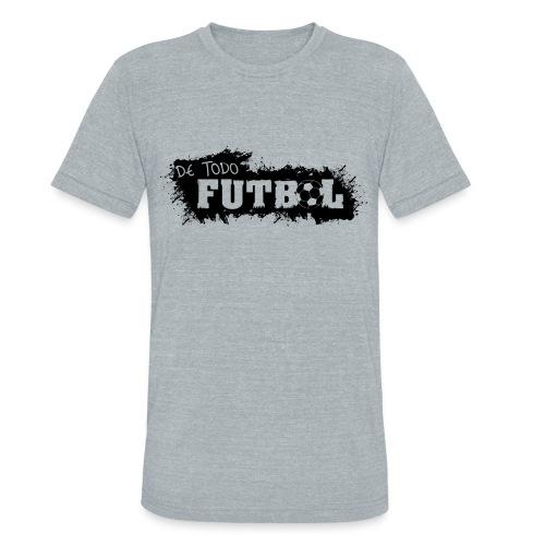 Futbol - Unisex Tri-Blend T-Shirt