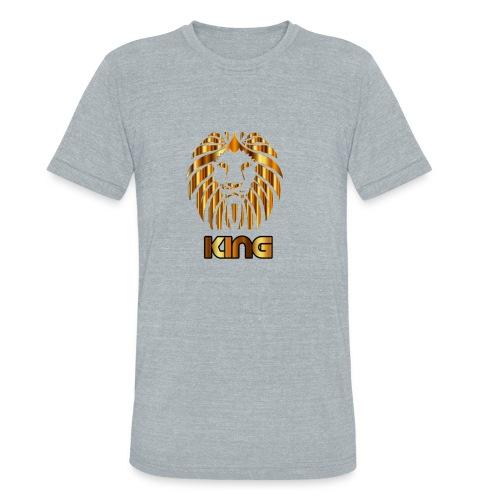 KING - Unisex Tri-Blend T-Shirt