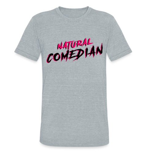 Natural Comedian - Unisex Tri-Blend T-Shirt
