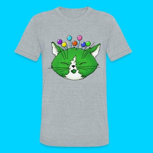 Fantastic Contraption III (no text) - Unisex Tri-Blend T-Shirt
